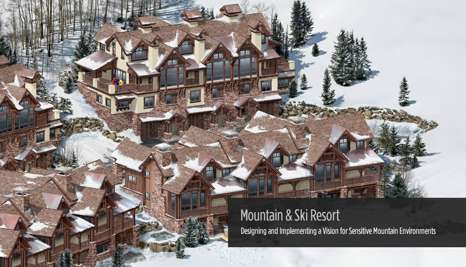 Mountain & Ski Resort